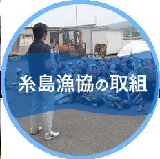 糸島漁協の取組